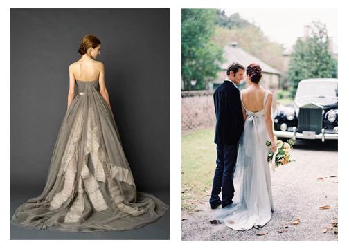 I Do? Non-Traditional Wedding Dresses