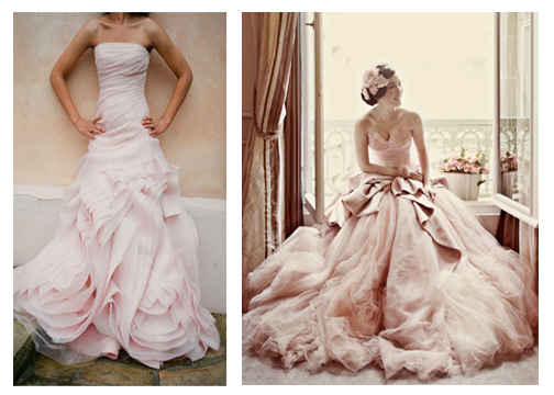 I do non traditional wedding dresses soco events pinkdress junglespirit Choice Image