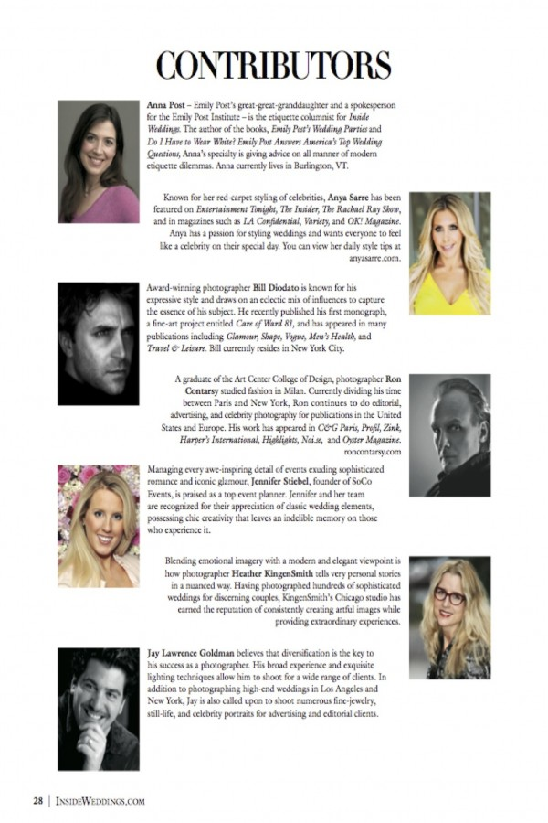 Contributors IW W14